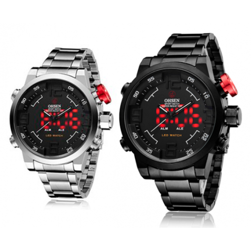 Ohsen Led Watch