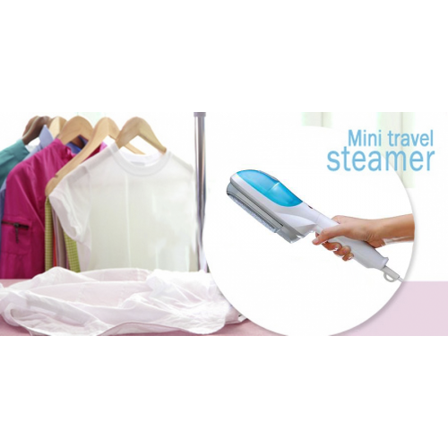 TOBI TRAVEL STEAMER – the power of steam!